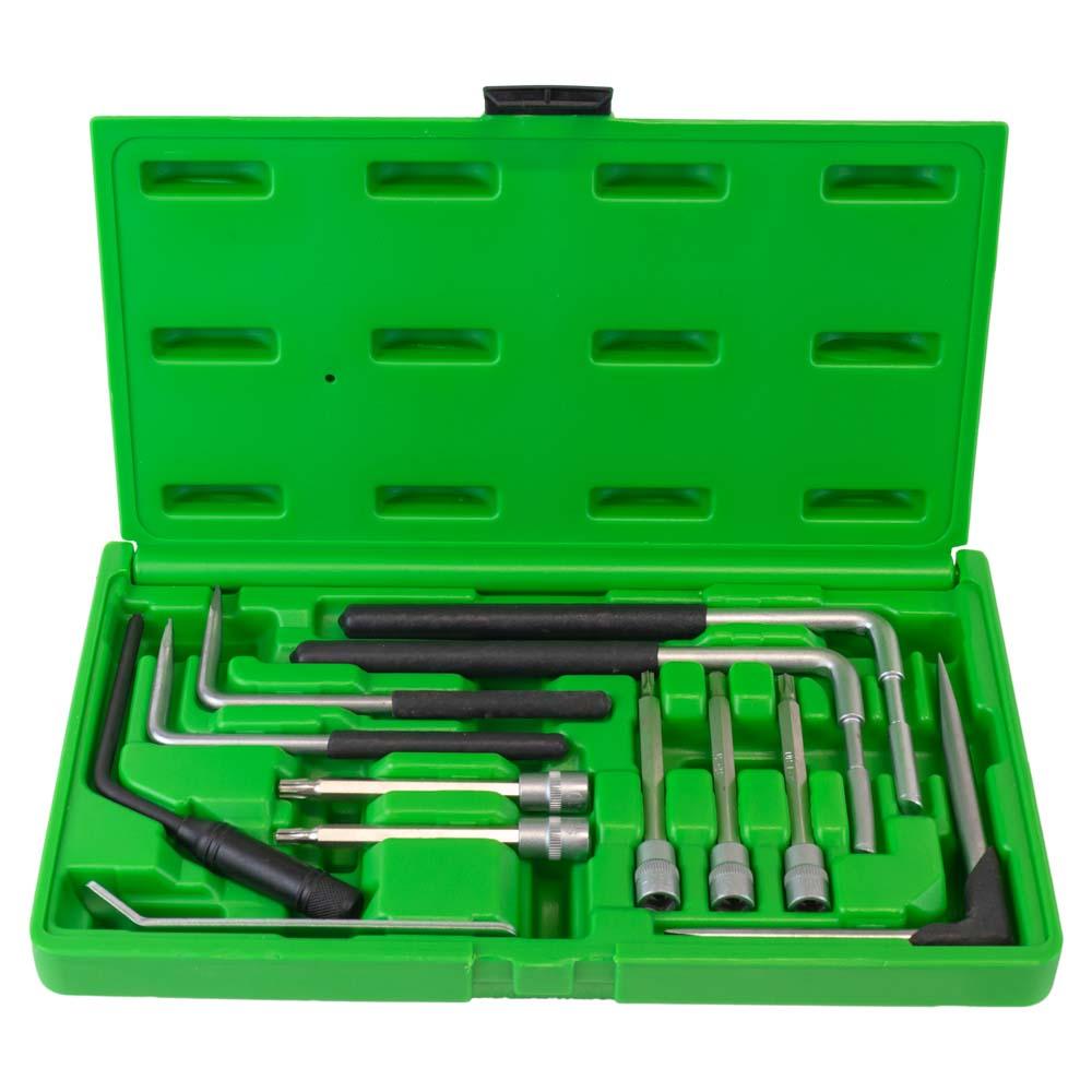 Zeat s r l attrezzature for Tre kit di garage per auto